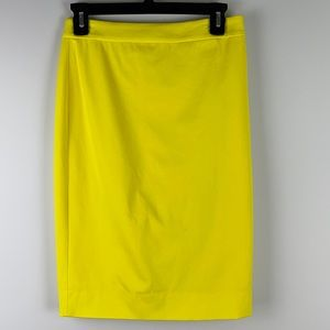 J. Crew No. 2 Pencil® skirt in bi-stretch cotton